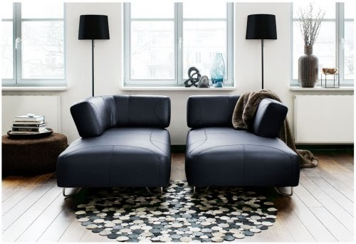 Sofablog longchairs im doppelpack - Boconcept liege ...