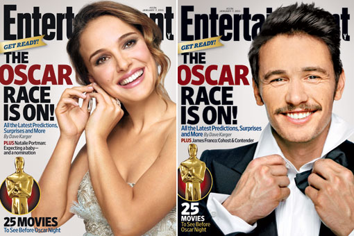 Both James Franco and Natalie