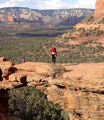 Natural Bridge in Sedona