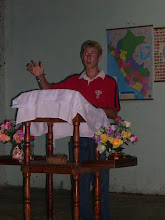 Preaching in Jungle Church