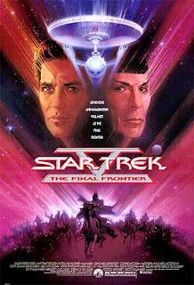 Star Trek: La Última Frontera Poster