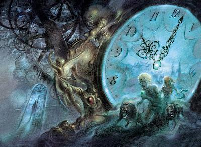 El coleccionista de relojes extraordinarios 7ElCDREORIGINALsangre