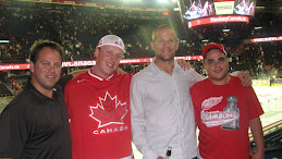 Team Canada Hockey Camp 2009