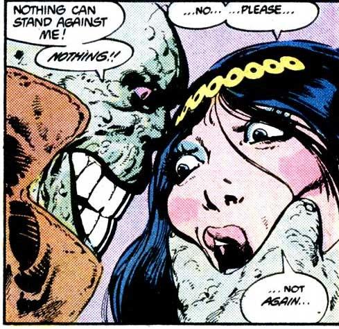 Big Barda: Momento controversial en los comics Byrne7