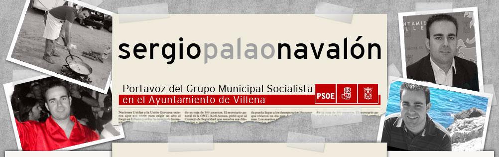 Sergio Palao Navalón - Portavoz del GMS-Villena