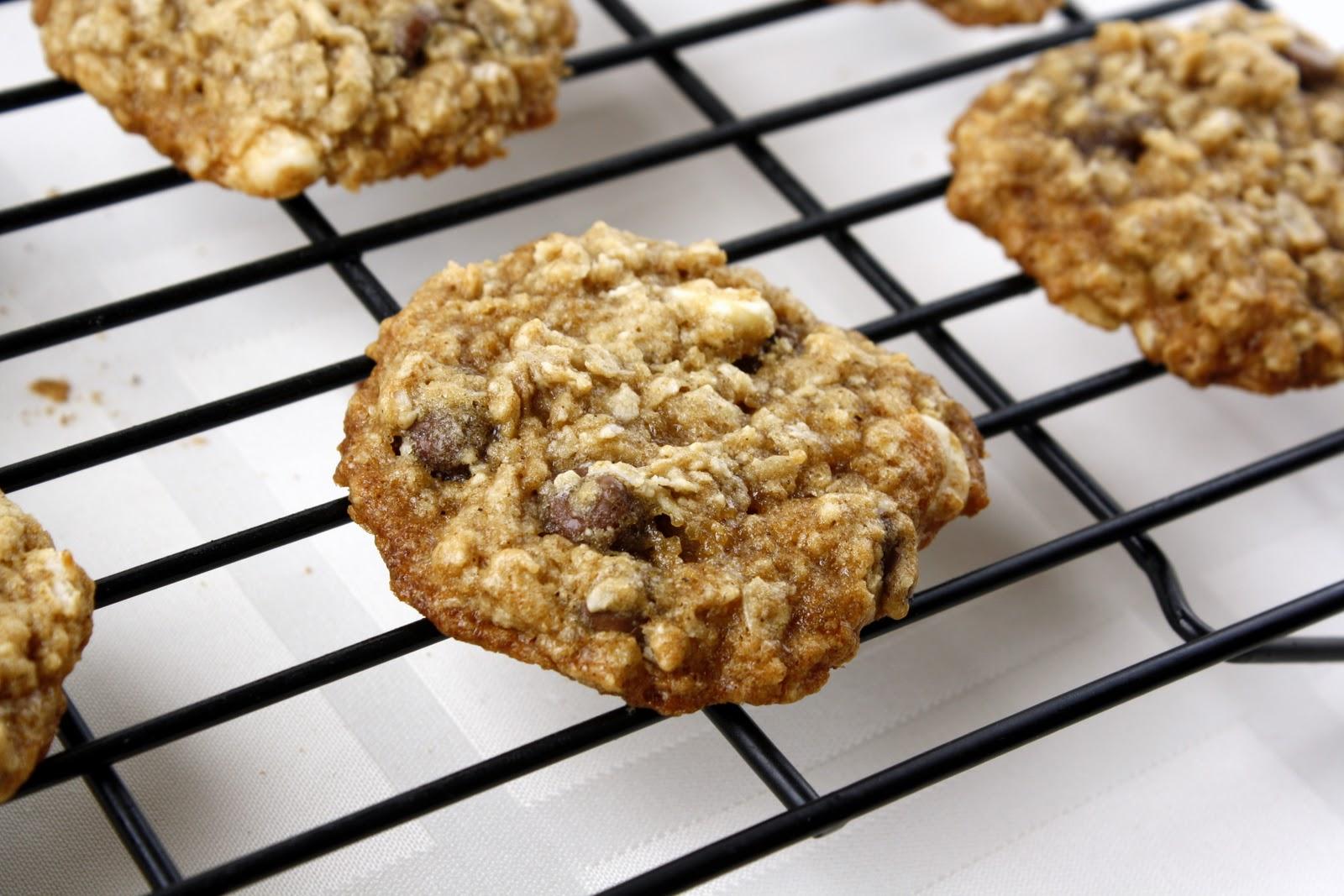 Smitten Kitchen White Chocolate Chip Cookies