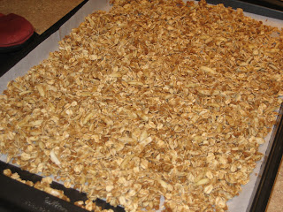 Apple Granola