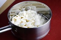 White Chocolate Peppermint Bark