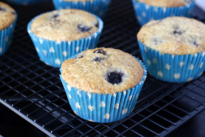 Black Raspberry Muffins