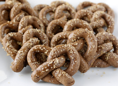 Chocolate Pretzel Cookies
