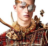 Vogue Hommes: Rebirth of Nature