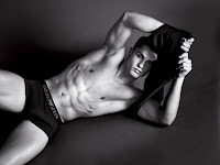 Cristiano Ronaldo&#8217;s New Armani Ads