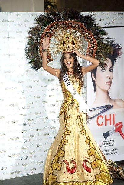 Jimena Navarrete (Miss Mexico)