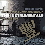 Stoupe The Enemy Of Mankind The Instrumentals Vol. 2 [2007]