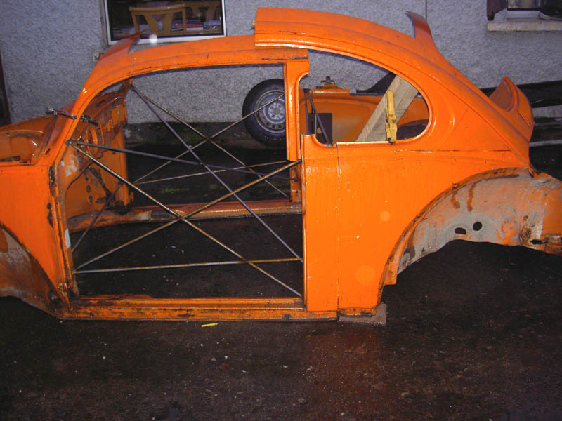 Your Daily Car Fix Beetle V8 Hotrod