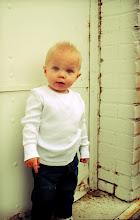 Jaxston 17 months