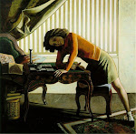 The Patience by Balthus.