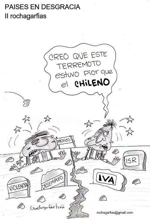Chile y México.