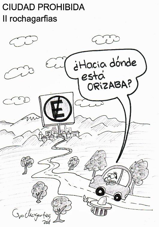 Visite Orizaba...pero sin coche.