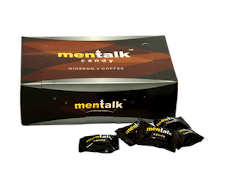 MENTALK candy ginseng coffee