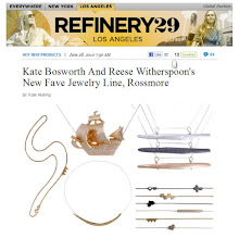 Refinery29 Feature LA Celeb Jewelry Line