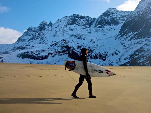 extreme surf arctic surfin estate blog surf culture