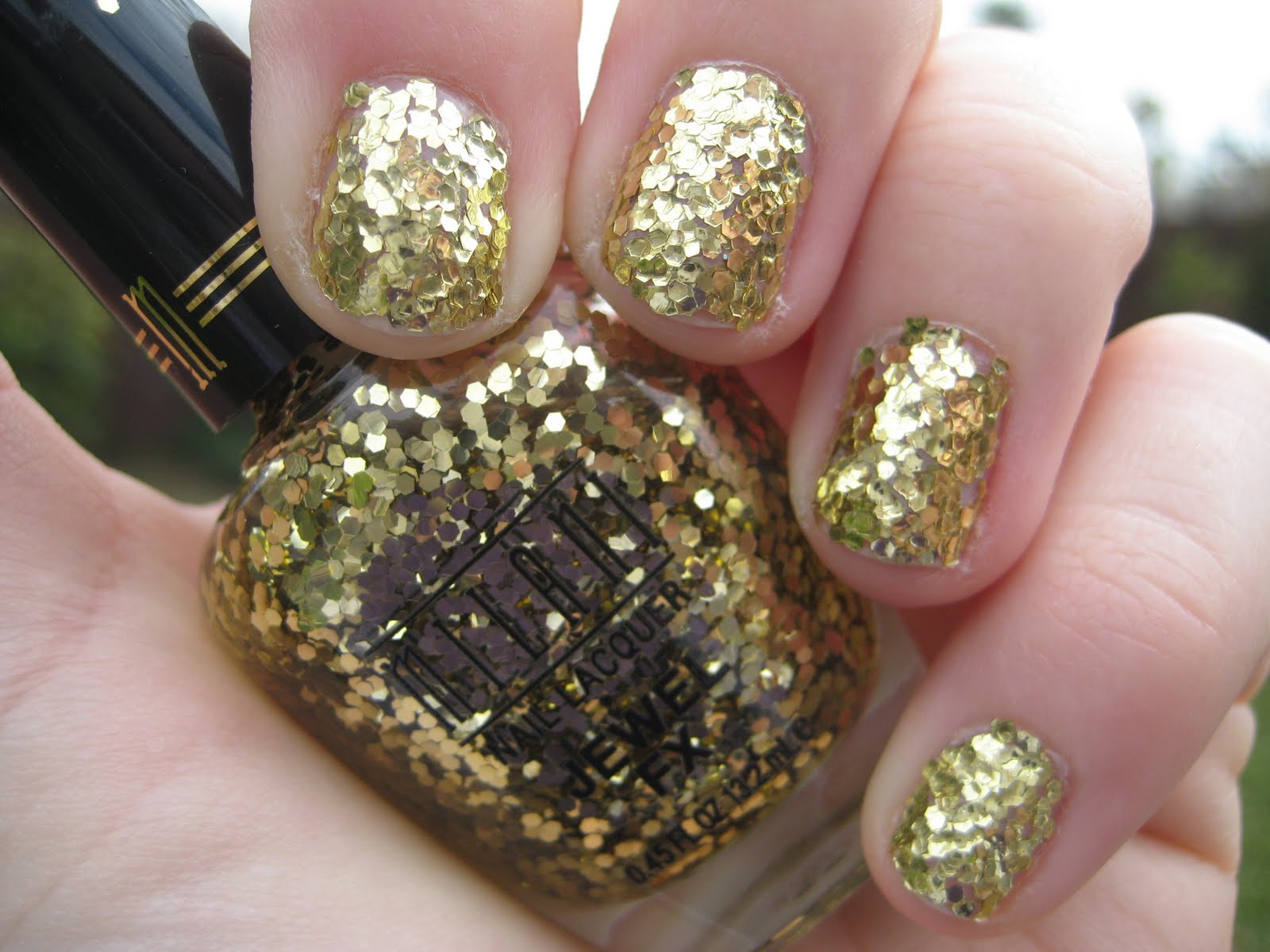 Nail Polish Layers Quarry - Creative Touch