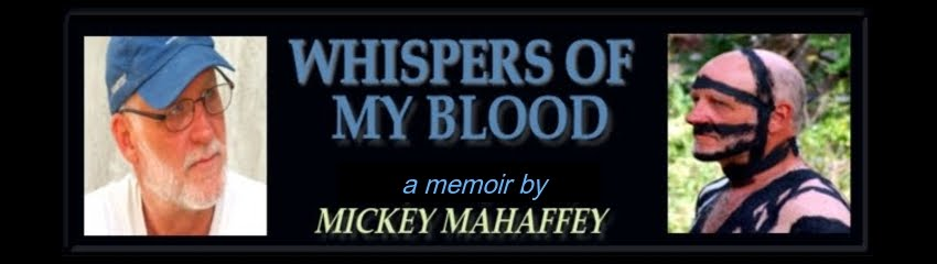 Whispers of My Blood