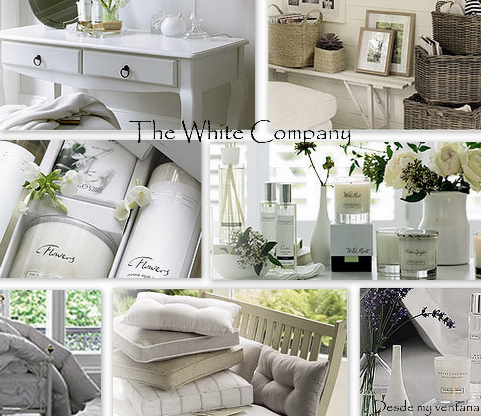 The white company desde my ventana blog de decoraci n - Desde mi ventana blog decoracion ...