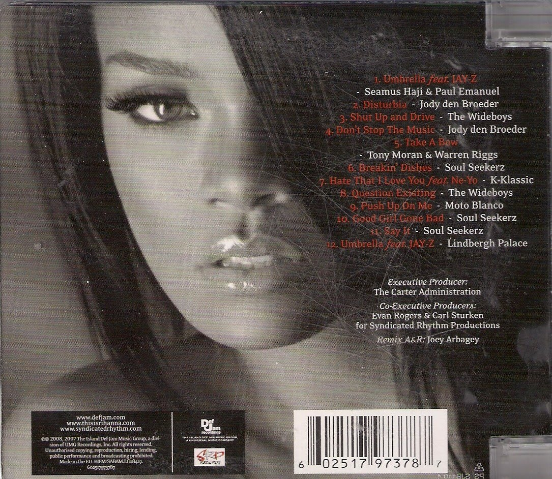 Download CD Good Girl Gone Bad: The Remixes -
