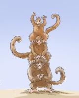 monkeystack by fossfor