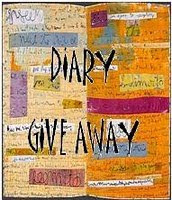 Diary Giveaway