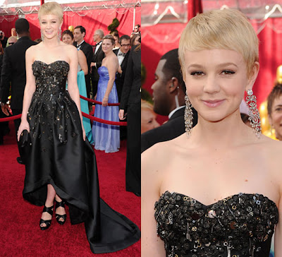 carey mulligan oscars 2010