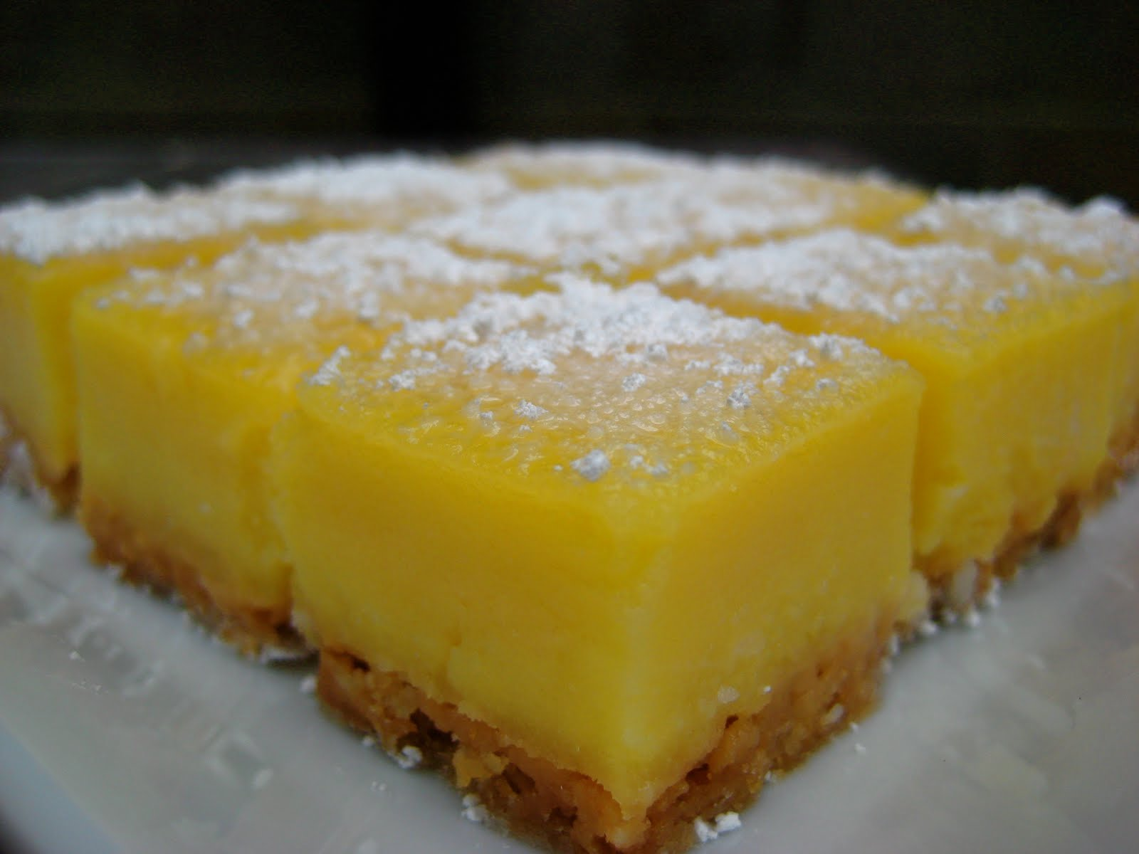 Lemon Squares (Gluten- and Dairy-Free)