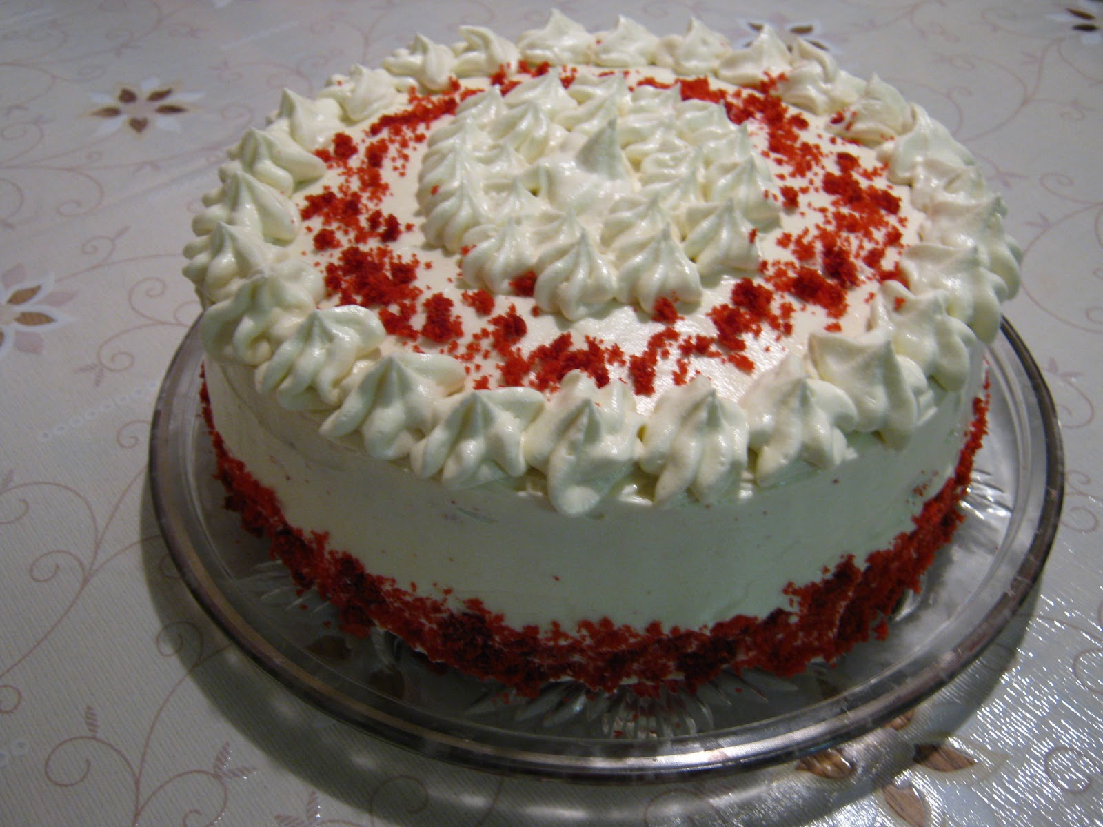 Red Velvet Cake Design Ideas : Baking with