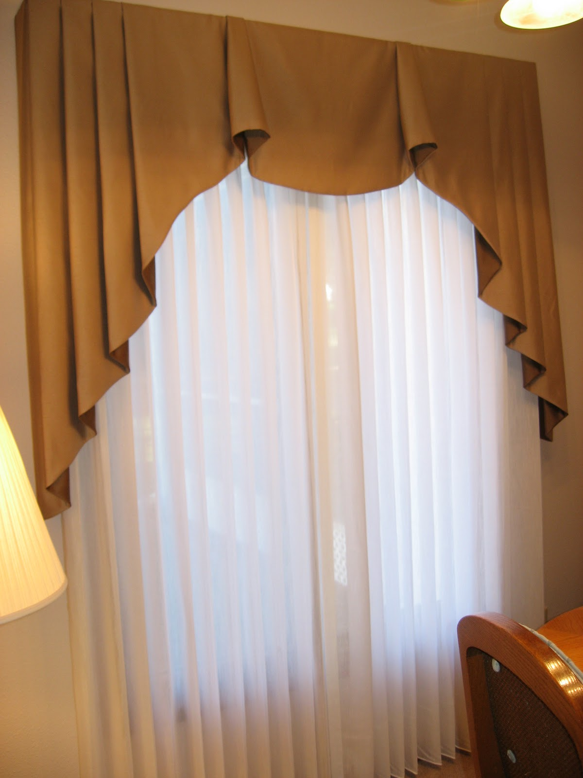 Pleated Sheer Curtains Window Treatments Luminette Window Treat