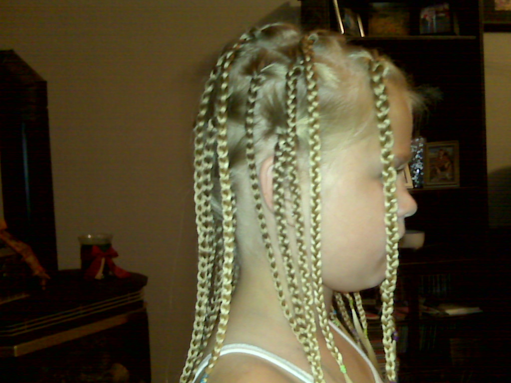 Wildingkids Little Braids And Alot Of Patience