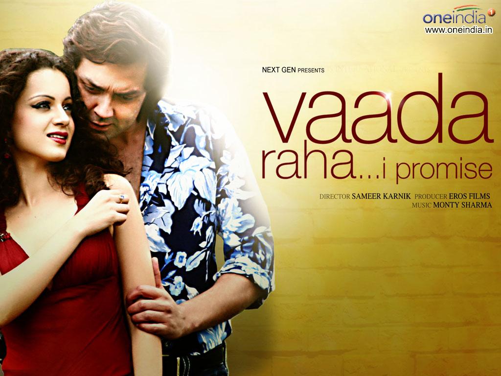 Vaada Raha (2009) Hindi Indian