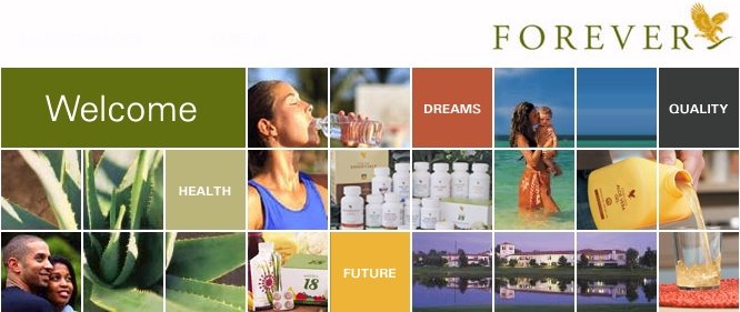 FOREVER LIVING PRODUCTS (Blogg no Oficial)