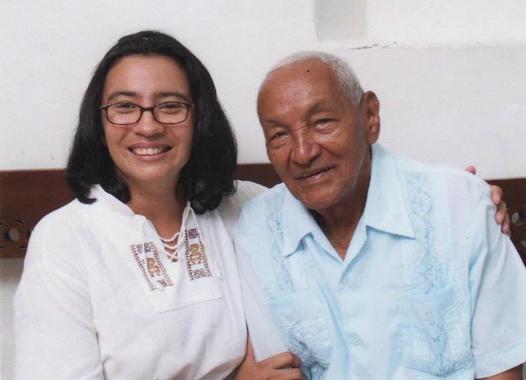 Juan Madera y Beatriz Vanegas Athías