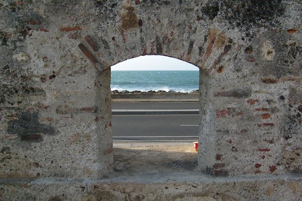 Ojo de muralla