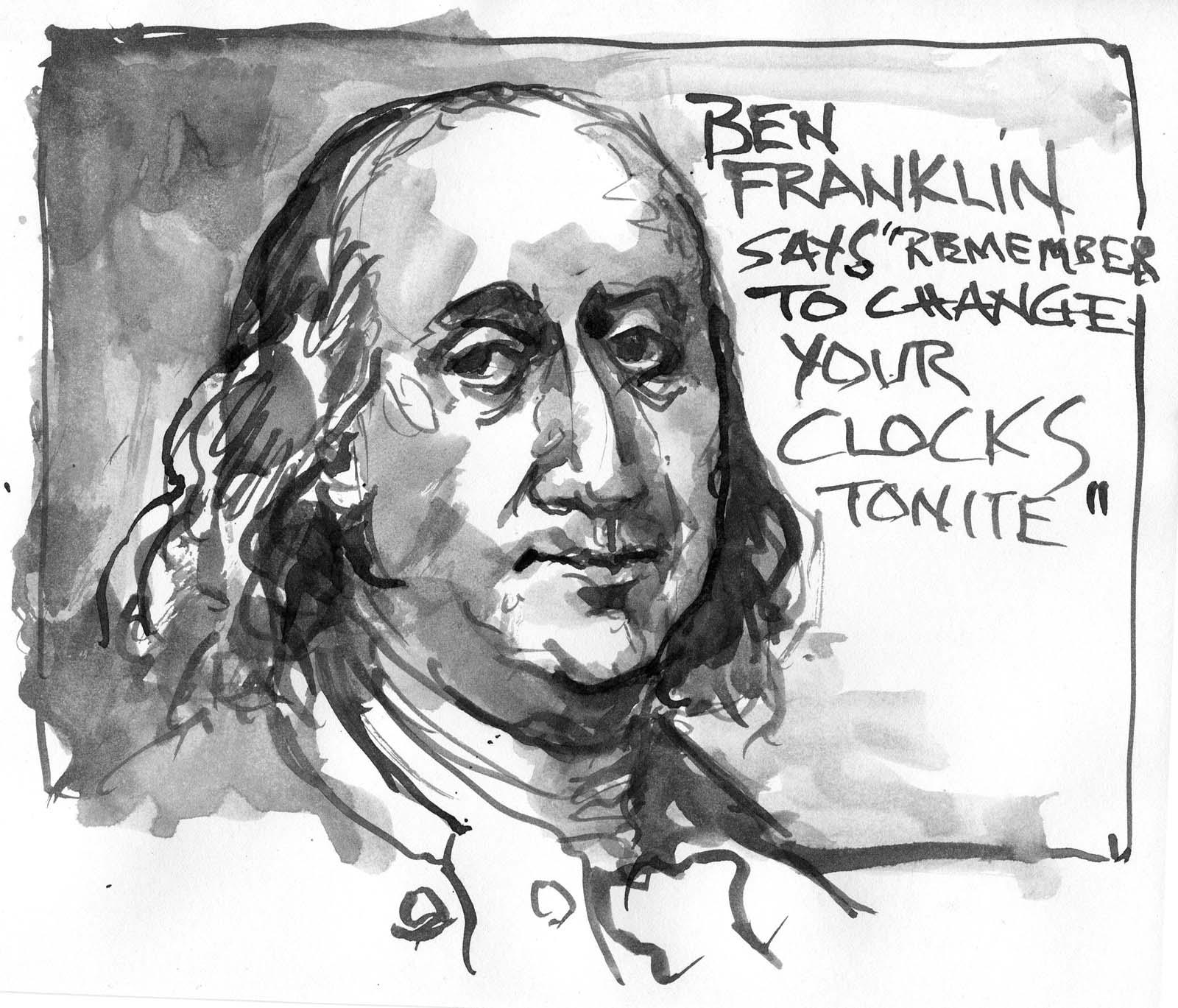 Ben Franklin Essay