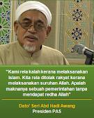 Tuan Guru Hj Abdul Hadi Awang