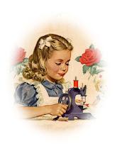 Me fascina coser!!!!!