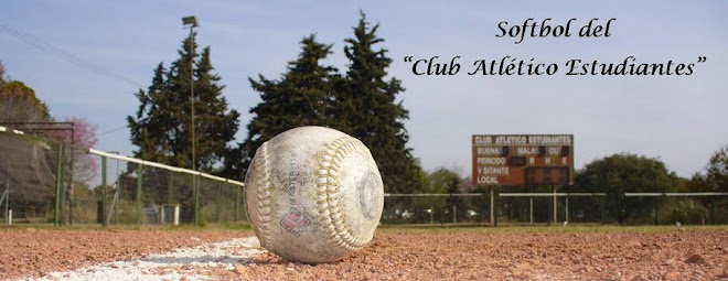 Softbol del Club Atlético Estudiantes