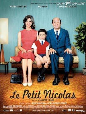 Filme Poster O Pequeno Nicolas DVDRip RMVB Legendado