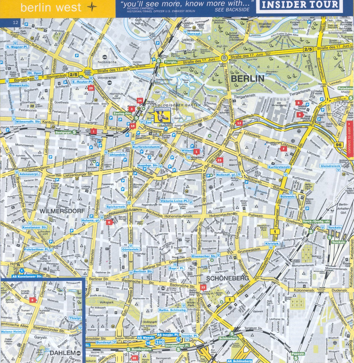 Plano de Berlín Oeste