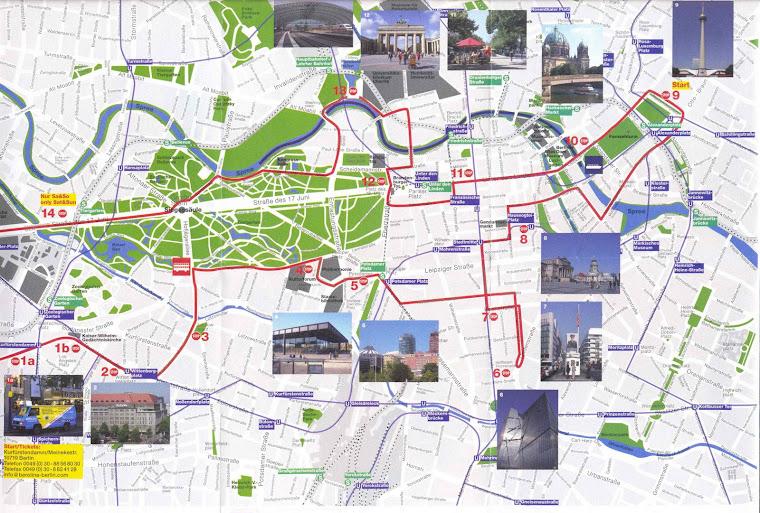 Berlín (Plano actual)