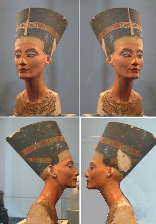 Vimos a Nefertiti