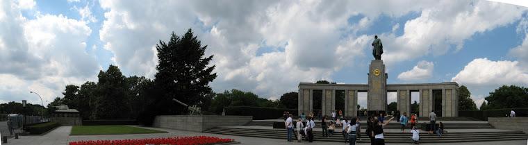 El Monumento Conmemorativo Soviético